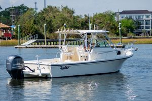 Used Parker 2510 Walkaround2510 Walkaround Fishing Boat For Sale