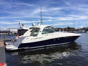 Used Sea Ray 500 Sundancer500 Sundancer Motor Yacht For Sale