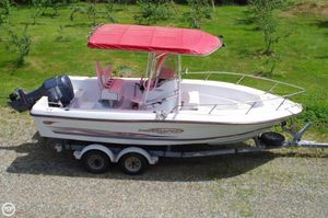 Used Triumph 210 CC Center Console Fishing Boat For Sale