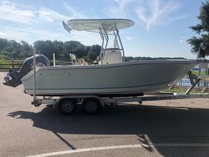 Used Release 208RX208RX Bay Boat For Sale