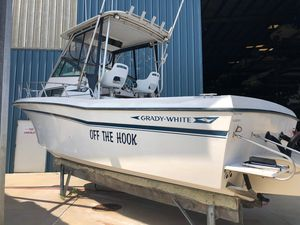 Used Grady-White 25 Sport Bridge Center Console Fishing Boat For Sale