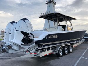 Used Nor-Tech 390 Sport Center Console Center Console Fishing Boat For Sale