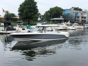 New Boston Whaler 350 Realm350 Realm Center Console Fishing Boat For Sale