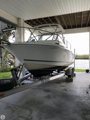 Used Wellcraft 210 Coastal Walkaround Fishing Boat For Sale