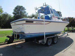 Used Pro-Line 2550 WA Walkaround Fishing Boat For Sale