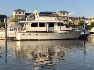 Used Cheoy Lee Long Range Trawler Boat For Sale