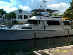Used Hatteras Cockpit Motor Yacht Other Boat For Sale