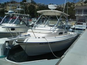 Used Grady-White 232 Gulfstream Sports Fishing Boat For Sale