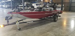 New Tracker PRO 170 w/Mercury 50 ELPT 4-StrokePRO 170 w/Mercury 50 ELPT 4-Stroke Bass Boat For Sale
