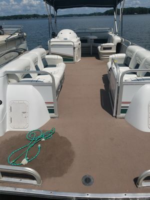Used Premier Horizon 25Horizon 25 Pontoon Boat For Sale