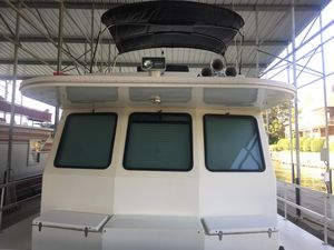 Used Gibson 5900 SS Widebody House Boat For Sale