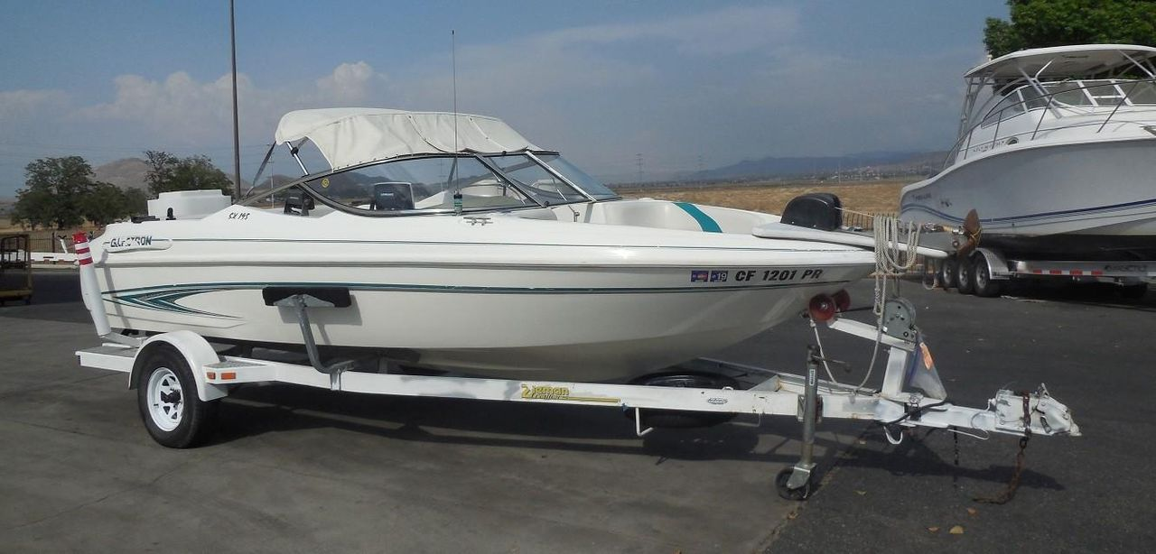 2000 Used Glastron SX 195SX 195 Bowrider Boat For Sale