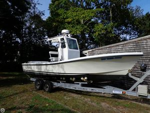Used Privateer 2400 Renegade Center Console Fishing Boat For Sale