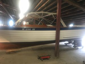 Used Lyman Antique and Classic Boat For Sale