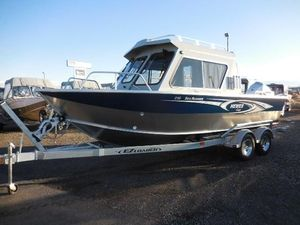 New Hewescraft 210 Sea Runner HT210 Sea Runner HT Aluminum Fishing Boat For Sale
