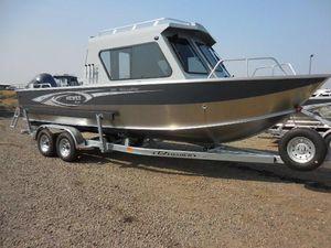 New Hewescraft 240 Ocean Pro HT w/ET240 Ocean Pro HT w/ET Aluminum Fishing Boat For Sale