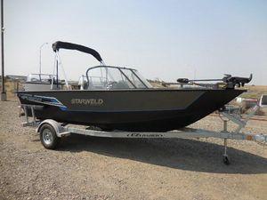 New Starweld 180 Fusion Pro DC180 Fusion Pro DC Aluminum Fishing Boat For Sale