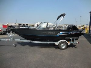 New Starweld 180 Fusion DC180 Fusion DC Aluminum Fishing Boat For Sale