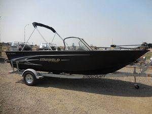 New Starweld 19 Flex DC19 Flex DC Aluminum Fishing Boat For Sale