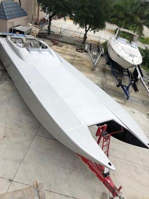 Used Nor-Tech 5000 Supercat Power Catamaran Boat For Sale