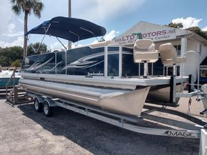 New Fiesta 24 Beachcomber24 Beachcomber Pontoon Boat For Sale