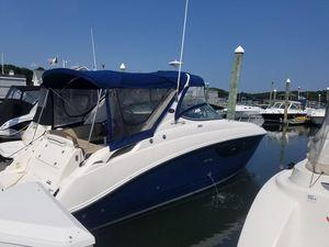 Used Sea Ray 280 Sundancer Sports Cruiser Boat For Sale
