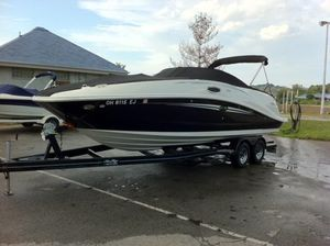 Used Sea Ray 260 Sundeck260 Sundeck Runabout Boat For Sale