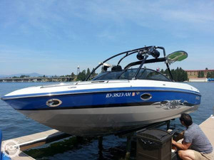 Used Malibu Sunscape 25 LSV Ski and Wakeboard Boat For Sale
