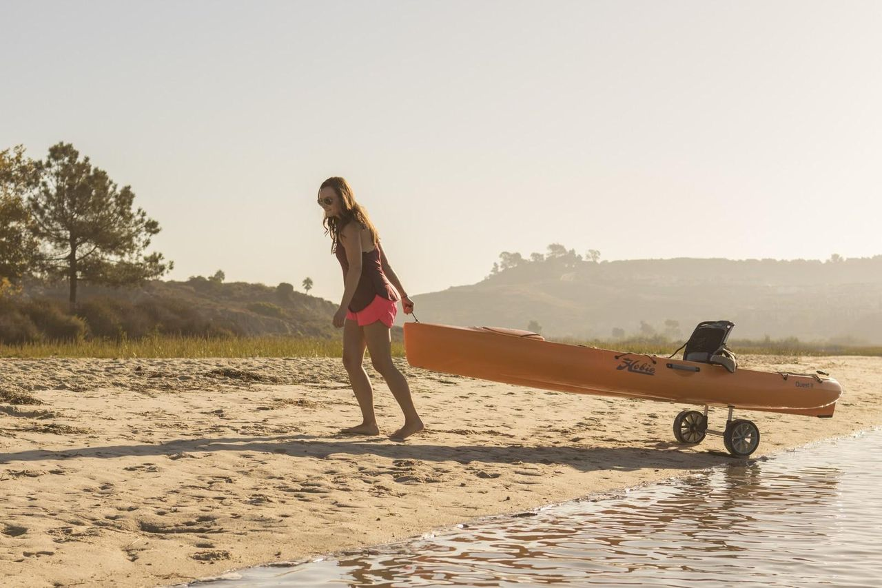 2019 New Hobie Quest DeluxeQuest Deluxe Kayak Boat For Sale