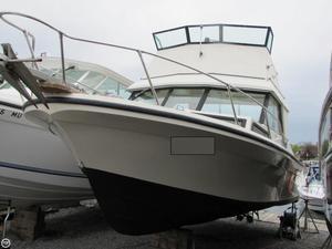 Used Sportcraft 270 C Eagle Flybridge Sports Fishing Boat For Sale