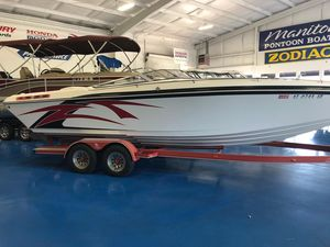 Used Checkmate 260 High Performance Boat For Sale