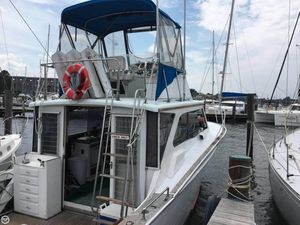 Used Post 37 Charter Boat For Sale
