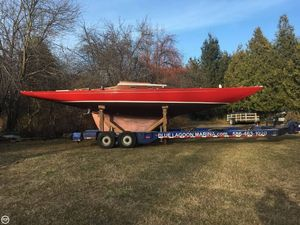 Used John G Alden 38 US ONE-DESIGN Racer and Cruiser Sailboat For Sale