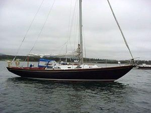 Used Hinckley H-41 Sloop Sailboat For Sale