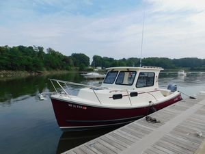 Used Eastern 248 Explorer Cuddy Cabin Boat For Sale