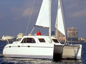 Used Lagoon 35 CCC Cruiser Sailboat For Sale