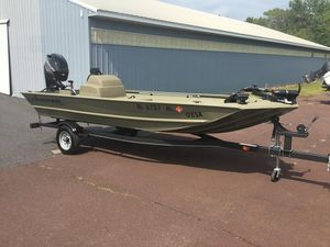 Used Tracker GRIZZLY 1648 SCGRIZZLY 1648 SC Aluminum Fishing Boat For Sale