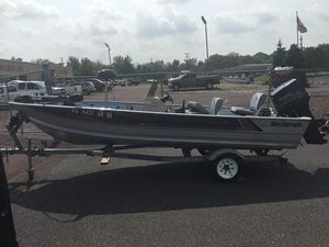 Used Sea Nymph 16ft16ft Bass Boat For Sale