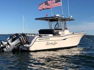 Used Grady-White Bimini 306 Center Console Center Console Fishing Boat For Sale