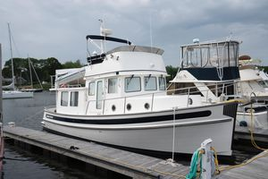 Used Nordic Tugs 37 Flybridge Trawler Boat For Sale