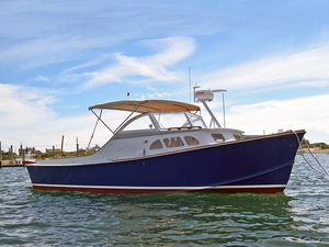 Used Brownell 27 Picnic Boat Express Cruiser Boat For Sale