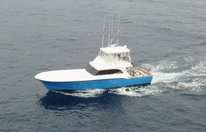 Used Custom Carolina Sportfish Sports Fishing Boat For Sale
