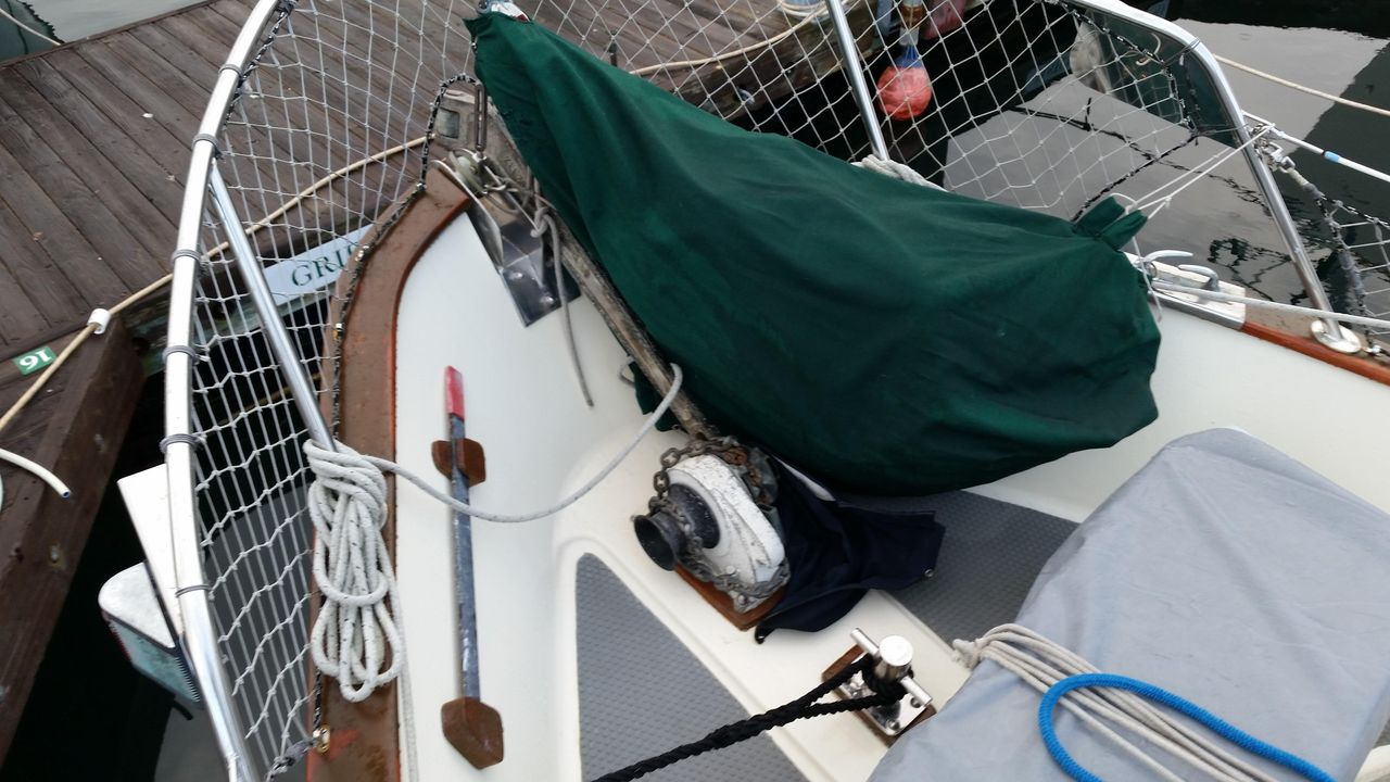 1976 Used Fisher 30 Motorsailer Sailboat For Sale - $45,000