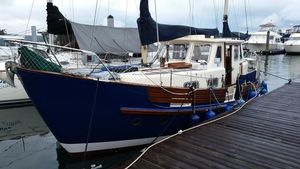 Used Fisher 30 Motorsailer Sailboat For Sale