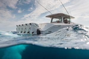 New Hcb 65' Estrella Center Console Fishing Boat For Sale
