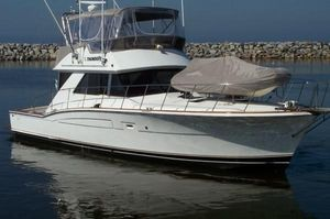 Used Chris-Craft 45 Commander Sport Fisherman Convertible Fishing Boat For Sale