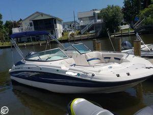 Used Hurricane 2200 SunDeck Deck Boat For Sale