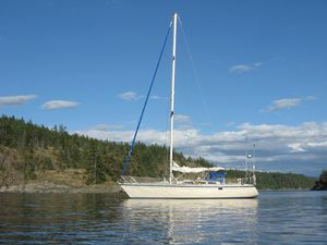 Used O'day 39 Cruiser Sailboat For Sale