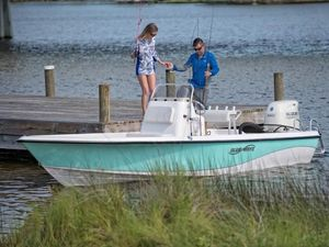 New Blue Wave 2000 SL2000 SL Center Console Fishing Boat For Sale