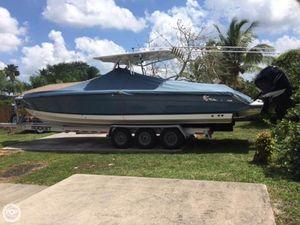 Used Jefferson FS35 MARLAGO Center Console Fishing Boat For Sale